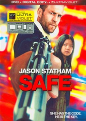 Safe (DVD + Digital Copy + UltraViolet)