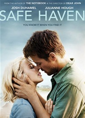 Safe Haven DVD Movie