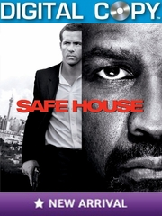 Safe House SD Digital Copy