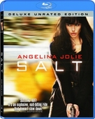 Salt Deluxe Unrated Edition (Blu-ray ONLY USED)