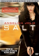 Salt Deluxe Unrated Edition DVD