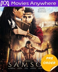 Samson HD UV or iTunes Code     (PRE-ORDER WILL EMAIL ON OR BEFORE 5-15-18 AT NIGHT)