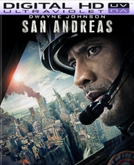 San Andreas HD Digital Ultraviolet UV Code