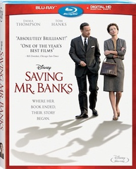 Saving Mr. Banks (Blu-ray + UltraViolet)