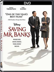Saving Mr Banks DVD