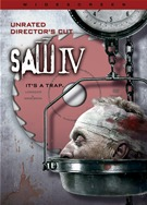 Saw IV DVD Movie Widescreen