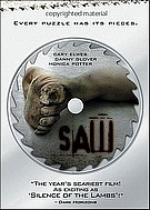 Saw Uncut Edition DVD Movie