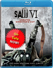 Saw VI Unrated Directors Cut Blu-ray Movie