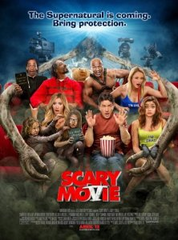 Scary Movie 5 DVD Movie