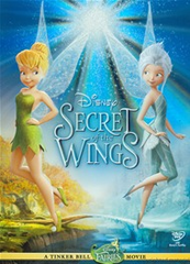 Secret of the Wings DVD Movie