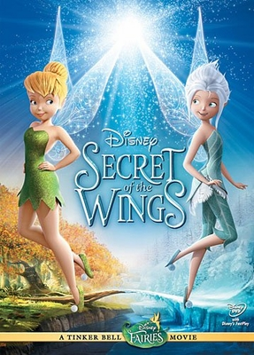Secret of the Wings DVD (USED)