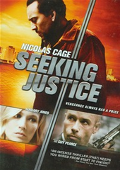 Seeking Justice DVD Movie