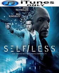Selfless HD Digital Copy iTunes Only