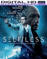 Selfless HD Digital Ultraviolet UV Code