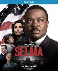 Selma Blu-ray Single Disc