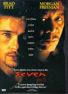 Seven DVD Movie