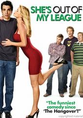 Shes Out Of My League DVD Movie (USED)