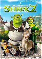 Shrek 2 DVD Movie