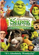 Shrek Forever After  DVD Movie