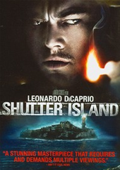 Shutter Island DVD Movie (USED)