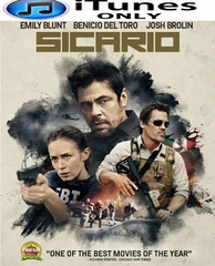 Sicario HD iTunes Digital Copy Code