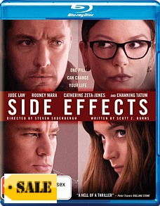 Side Effects Blu-ray (ONLY USED)