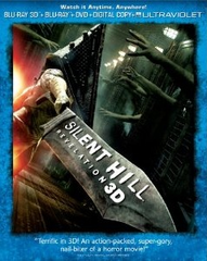 Silent Hill  Revelation 3D Blu-ray Only (NO DVD OR 2D Blu-ray)