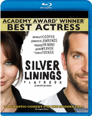 Silver Linings Playbook Blu-ray (USED)