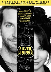 Silver Linings Playbook DVD Movie