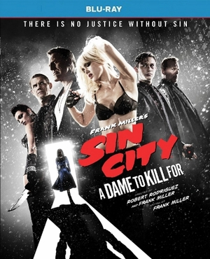 Sin City A Dame to Kill For Blu-ray Single Disc