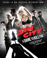 Sin City  Dame To Kill For DVD