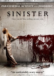 Sinister (DVD + Digital Copy + UltraViolet)