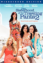 Sisterhood of the Traveling Pants 2 DVD  Movie