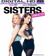 Sisters Unrated  HD Digital Ultraviolet UV Code