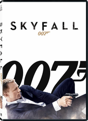 Skyfall DVD Movie