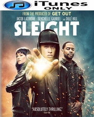 Sleight HD iTunes Code      (PRE-ORDER WILL EMAIL ON OR BEFORE 8-1-17 AT NIGHT)