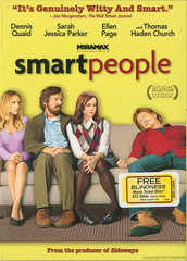 Smart People DVD  Movie