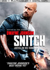 Snitch DVD Movie + Digital Copy + UltraViolet