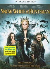 Snow White & The Huntsman DVD Movie