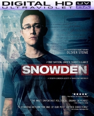 Snowden HD Digital Ultraviolet UV Code