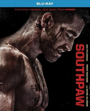 Southpaw Blu-ray Single Disc