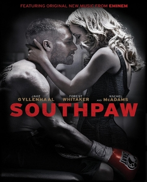 Southpaw DVD (USED)