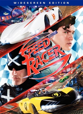 Speed Racer DVD Movie (USED)