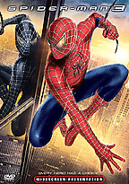 Spider-Man 3 DVD Movie