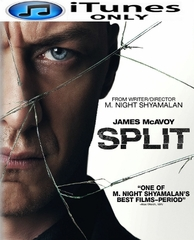 Split HD iTunes Code