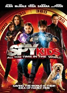Spy Kids All The Time In The World DVD