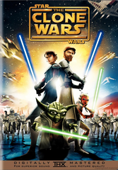 Star Wars The Clone Wars DVD Movie