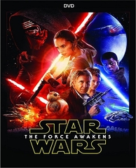 Star Wars: The Force Awakens DVD (USED)