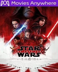 Star Wars: The Last Jedi HD Movies Anywhere Code