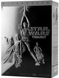 Star Wars Trilogy DVD